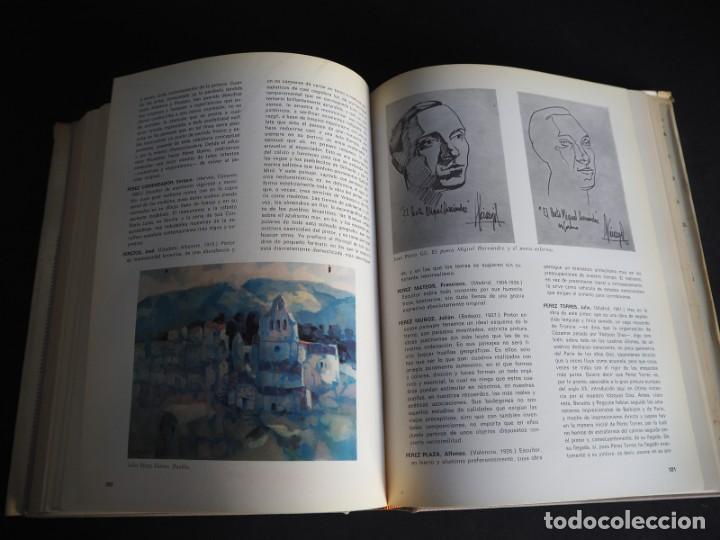 Diccionarios de segunda mano: DICCIONARIO CRITICO DEL ARTE ESPAÑOL CONTEMPORANEO. A. MANUEL CAMPOY. IBERICO EUROPEO DE EDICIONES - Foto 9 - 155589926