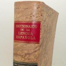 Diccionarios de segunda mano: DICCIONARIO DE LA LENGUA ESPAÑOLA REAL ACADEMIA ESPAÑOLA AÑO 1956 18ª EDICIÓN - NUEVO. Lote 155723706
