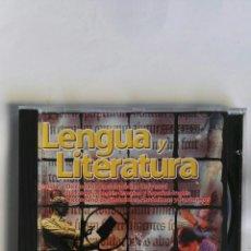 Diccionarios de segunda mano: LENGUA Y LITERATURA CD 3 DICCIONARIOS. Lote 156577174