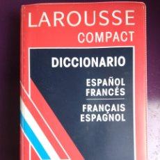Diccionarios de segunda mano - Diccionario Frances Español Français Espagnol Larousse - 158234820