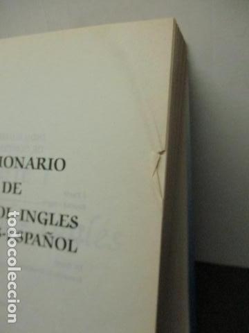 Diccionarios de segunda mano: GRAN DICCIONARIO: ESPAÑOL - INGLES / COSMOS - CASI 1.400 PAG. - Foto 6 - 159799814