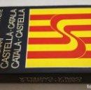 Diccionarios de segunda mano: VOX DICCIONARIO CATALA CASTELLA - CASTELLA CATALA/ / / / Z107. Lote 160528862