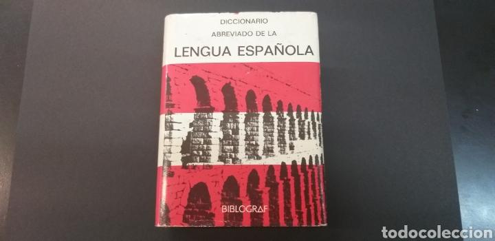 DICCIONARIO VOX ABREVIADO DE LA LENGUA ESPAÑOLA (Libros de Segunda Mano - Diccionarios)