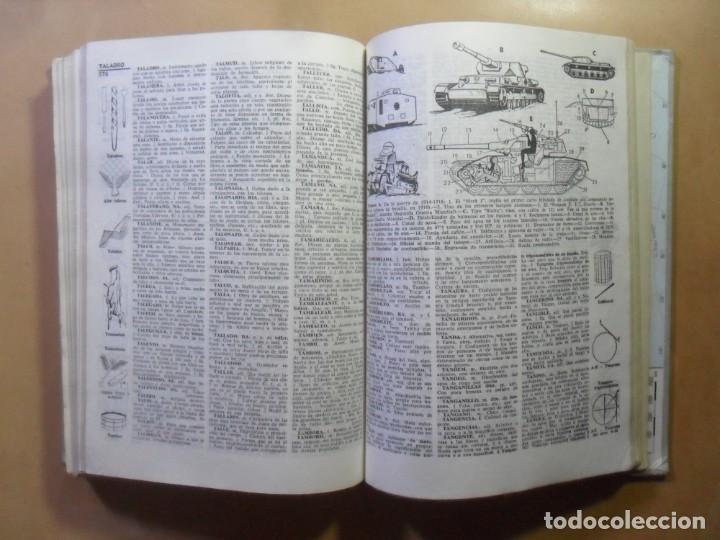 Diccionarios de segunda mano: ARISTOS - DICCIONARIO ILUSTRADO DE LA LENGUA ESPAÑOLA - ED. RAMON SOPENA - 1973 - Foto 8 - 163003730
