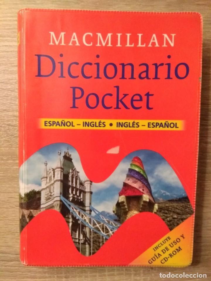 DICCIONARIO POCKET ** ESPAÑOL/INGLES INGLES/ESPAÑOL (Libros de Segunda Mano - Diccionarios)