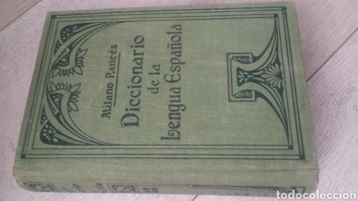 Diccionarios de segunda mano: DICCIONARIO ENCICLOPEDICO ILUSTRADO 2 TOMOS + DICCIONARIO ATILANO RANCES LENGUA ESPAÑOLA - Foto 4 - 165188230