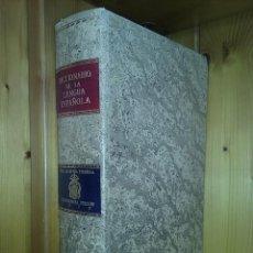 Diccionarios de segunda mano: DICCIONARIO DE LA LENGUA ESPAÑOLA, 1970, REAL ACADEMIA ESPAÑOLA, DECIMONOVENA EDICION, ESPASA CALPE. Lote 165872406