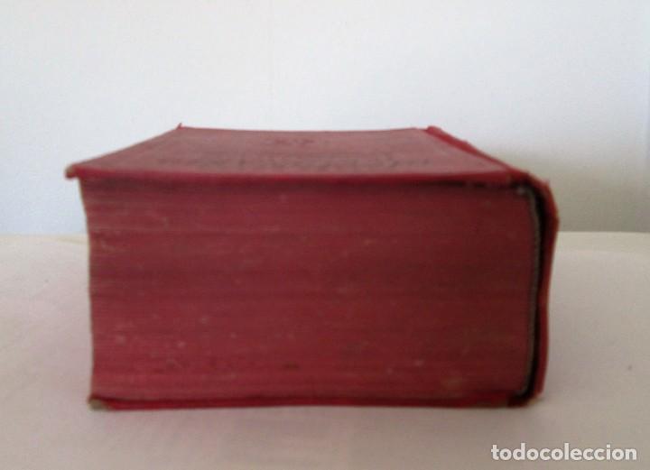 Diccionarios de segunda mano: Diccionario Francés-Español y Español-Francés, Rafael Reyes. Edición de 1961 - Foto 9 - 166108462