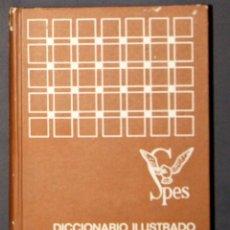 Diccionarios de segunda mano: DICCIONARIO ILUSTRADO LATINO-ESPAÑOL SPES BIBLIOGRAF . Lote 166273806