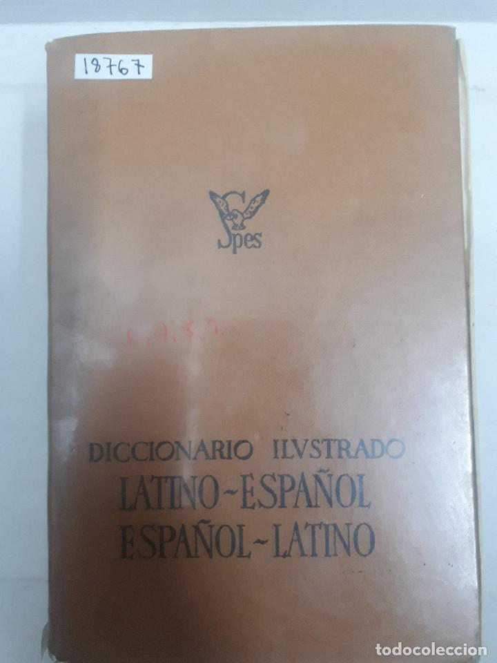 18767 - DICCIONARIO LATINO-ESPAÑOL - ESPAÑOL-LATINO - SEXTA EDICON (Libros de Segunda Mano - Diccionarios)