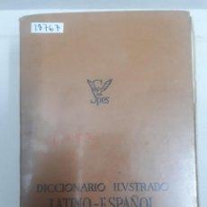 Diccionarios de segunda mano: 18767 - DICCIONARIO LATINO-ESPAÑOL - ESPAÑOL-LATINO - SEXTA EDICON . Lote 166771822