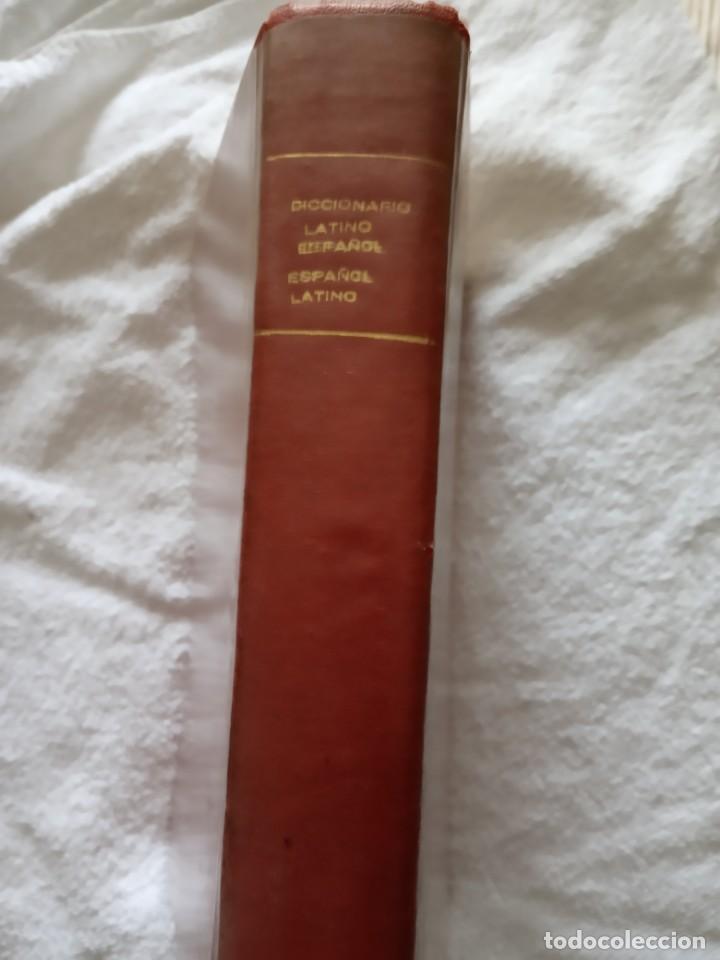 DICCIONARIO ILUSTRADO LATINO ESPAÑOL SPES 1968. (Libros de Segunda Mano - Diccionarios)