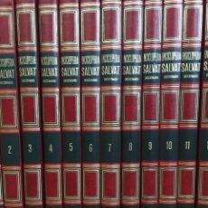 Diccionarios de segunda mano: ENCICLOPEDIA SALVAT DICCIONARIO.(12 TOMOS). Lote 167884372