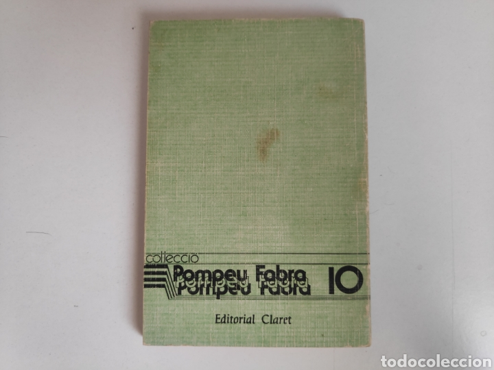 Diccionarios de segunda mano: Libro. Diccionari general de barbarismes i altres incorreccions. Joan Miravitlles. Ed. Claret - Foto 2 - 168088829