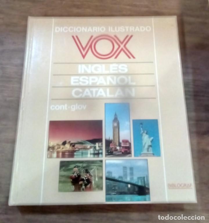 Diccionarios de segunda mano: DICCIONARIO VOX SEIS TOMOS , INGLES ESPAÑOL Y CATALÁN - Foto 6 - 169321124