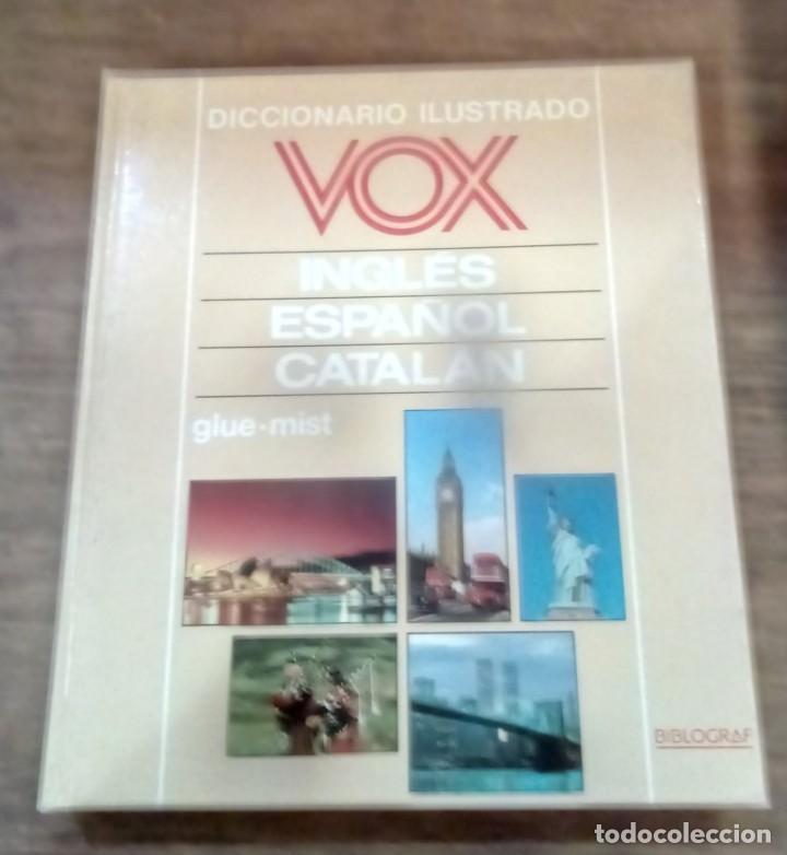 Diccionarios de segunda mano: DICCIONARIO VOX SEIS TOMOS , INGLES ESPAÑOL Y CATALÁN - Foto 7 - 169321124