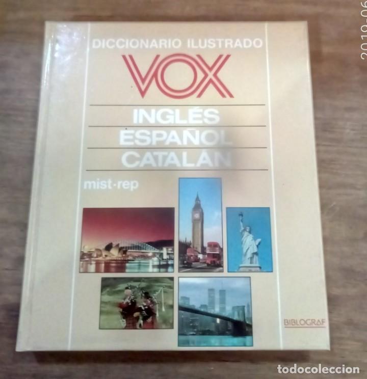 Diccionarios de segunda mano: DICCIONARIO VOX SEIS TOMOS , INGLES ESPAÑOL Y CATALÁN - Foto 8 - 169321124