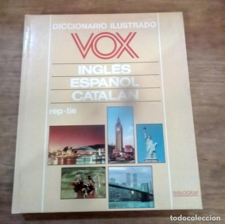 Diccionarios de segunda mano: DICCIONARIO VOX SEIS TOMOS , INGLES ESPAÑOL Y CATALÁN - Foto 9 - 169321124