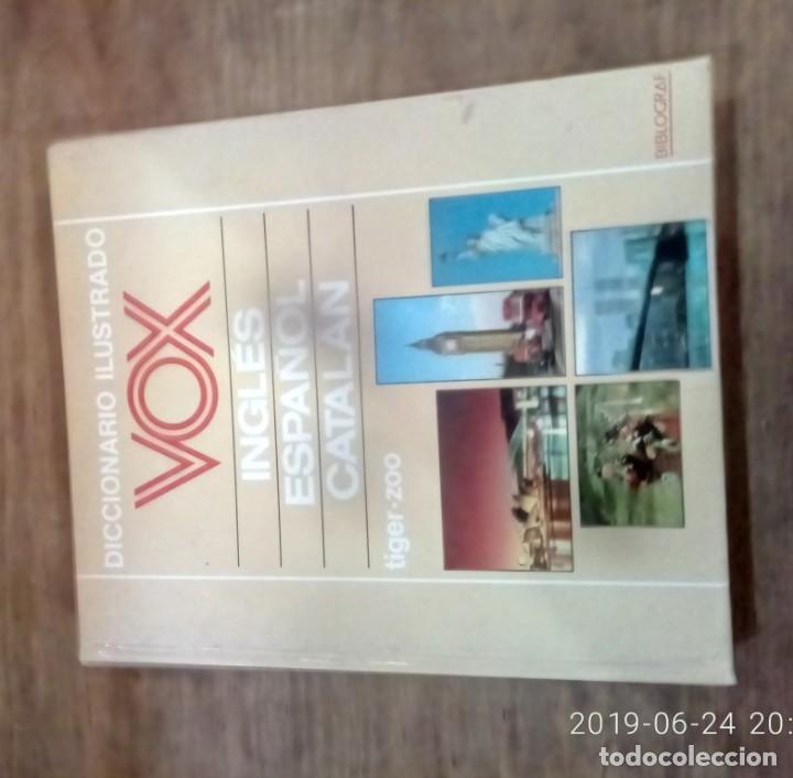 Diccionarios de segunda mano: DICCIONARIO VOX SEIS TOMOS , INGLES ESPAÑOL Y CATALÁN - Foto 10 - 169321124