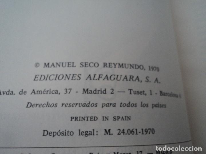 Diccionarios de segunda mano: Arniches y el Habla de Madrid. - SECO, Manuel. - Foto 3 - 169871544