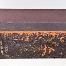 Diccionarios de segunda mano: DICCIONARIO. ESPAÑOL INGLES. INGLES ESPAÑOL. MARIANO VELAZQUEZ. LONDON. 1877.. Lote 170483852