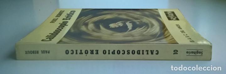 Diccionarios de segunda mano: CALIDOSCOPIO ERÓTICO.EL ABC DEL AMOR,DE PAUL REBOUX - 1ª EDICIÓN:1970 (1 A 2000 EJEMPLARES) - Foto 4 - 171072572
