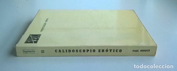 Diccionarios de segunda mano: CALIDOSCOPIO ERÓTICO.EL ABC DEL AMOR,DE PAUL REBOUX - 1ª EDICIÓN:1970 (1 A 2000 EJEMPLARES) - Foto 6 - 171072572