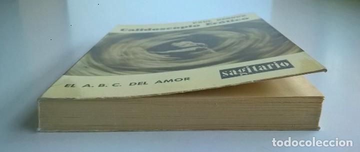 Diccionarios de segunda mano: CALIDOSCOPIO ERÓTICO.EL ABC DEL AMOR,DE PAUL REBOUX - 1ª EDICIÓN:1970 (1 A 2000 EJEMPLARES) - Foto 7 - 171072572