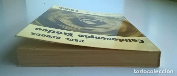 Diccionarios de segunda mano: CALIDOSCOPIO ERÓTICO.EL ABC DEL AMOR,DE PAUL REBOUX - 1ª EDICIÓN:1970 (1 A 2000 EJEMPLARES) - Foto 9 - 171072572