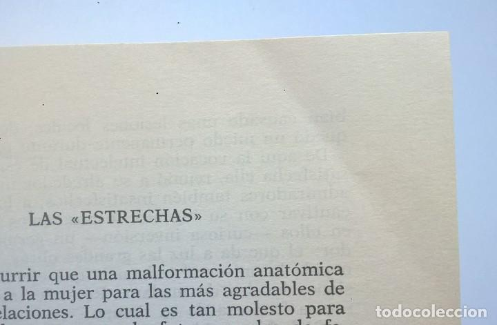 Diccionarios de segunda mano: CALIDOSCOPIO ERÓTICO.EL ABC DEL AMOR,DE PAUL REBOUX - 1ª EDICIÓN:1970 (1 A 2000 EJEMPLARES) - Foto 18 - 171072572