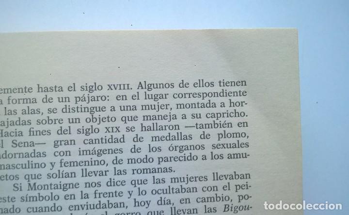 Diccionarios de segunda mano: CALIDOSCOPIO ERÓTICO.EL ABC DEL AMOR,DE PAUL REBOUX - 1ª EDICIÓN:1970 (1 A 2000 EJEMPLARES) - Foto 19 - 171072572
