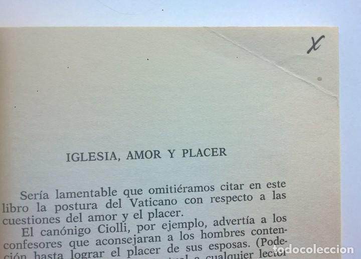 Diccionarios de segunda mano: CALIDOSCOPIO ERÓTICO.EL ABC DEL AMOR,DE PAUL REBOUX - 1ª EDICIÓN:1970 (1 A 2000 EJEMPLARES) - Foto 22 - 171072572