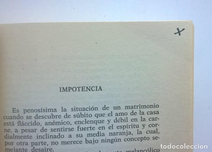 Diccionarios de segunda mano: CALIDOSCOPIO ERÓTICO.EL ABC DEL AMOR,DE PAUL REBOUX - 1ª EDICIÓN:1970 (1 A 2000 EJEMPLARES) - Foto 23 - 171072572