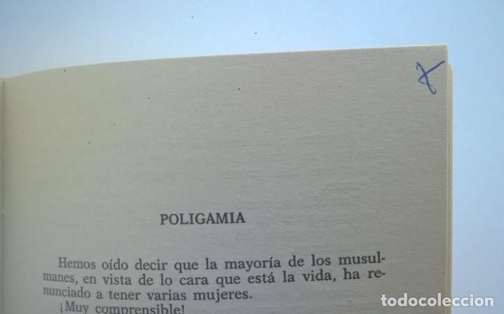 Diccionarios de segunda mano: CALIDOSCOPIO ERÓTICO.EL ABC DEL AMOR,DE PAUL REBOUX - 1ª EDICIÓN:1970 (1 A 2000 EJEMPLARES) - Foto 24 - 171072572