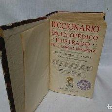 Diccionarios de segunda mano: DICCIONARIO ENCICLOPEDICO ILUSTRADO LIMPIDA FONS, RAMÓN SOPENA. Lote 171339978