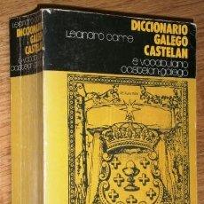 Diccionarios de segunda mano: DICCIONARIO GALEGO-CASTELAN / LEANDRO CARRÉ ALVARELLOS / IMPRENTA VELOGRAF, SANTIAGO 1979 5ª EDIZÓN. Lote 171353338