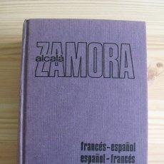Diccionarios de segunda mano: LIBRO DICCIONARIO FRANCÉS ESPAÑOL - PEDRO ALCALÁ ZAMORA - EDITORIAL RAMON SOPENA SA 1988. Lote 171514897