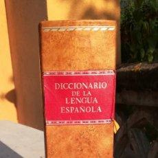 Diccionarios de segunda mano: DICCIONARIO REAL ACADEMIA ESPAÑOLA. 1970.. Lote 172184289