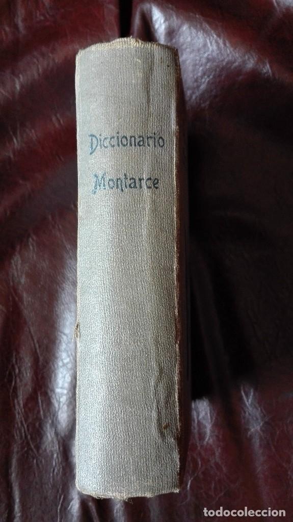 Diccionarios de segunda mano: Diccionario Montarcep editorial Pueyo 1940 - Foto 2 - 172231167