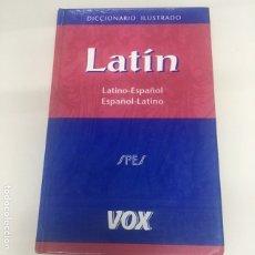 Diccionarios de segunda mano: DICCIONARIO ILUSTRADO DE LATÍN - LATINO-ESPAÑOL, ESPAÑOL-LATINO. Lote 172570074