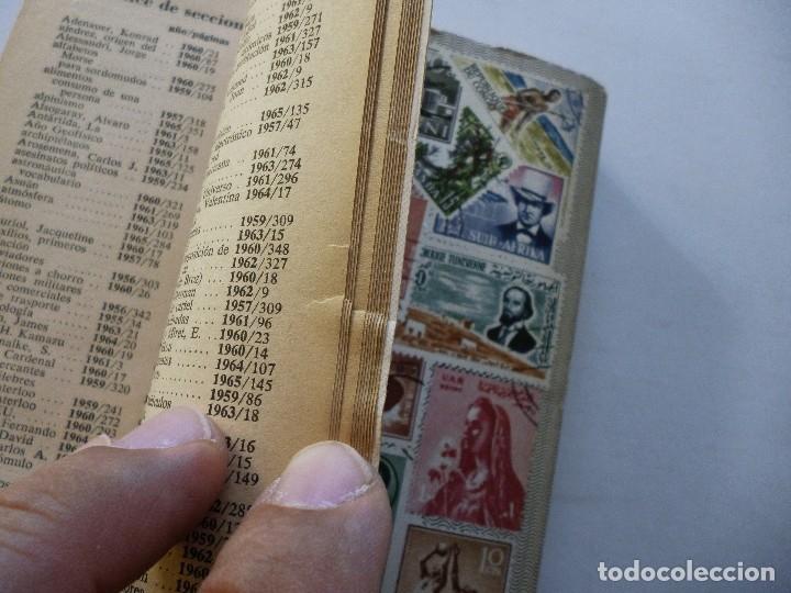 Diccionarios de segunda mano: ALMANAQUE MUNDIAL 1966 EDUARDO CARDENAS SELECCIONES DEL READER'S DIGEST MEXICO - Foto 14 - 172660460