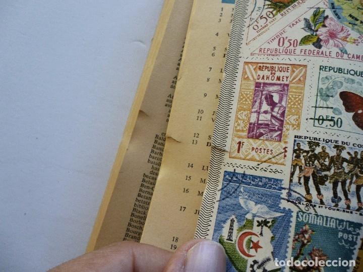Diccionarios de segunda mano: ALMANAQUE MUNDIAL 1966 EDUARDO CARDENAS SELECCIONES DEL READER'S DIGEST MEXICO - Foto 15 - 172660460