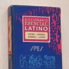 Diccionarios de segunda mano: DICCIONARIO ESENCIAL LATINO. LATINO-ESPAÑOL. ESPAÑOL-LATINO. (VOX). Lote 173572924