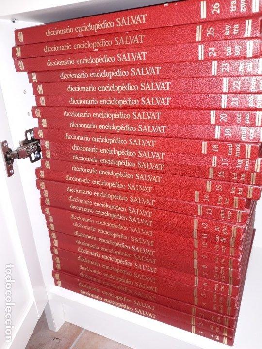 DICCIONARIO ENCICLOPÉDICO SALVAT (Libros de Segunda Mano - Diccionarios)