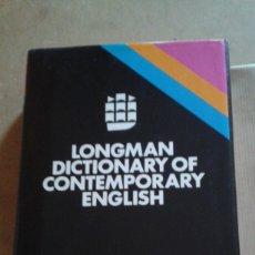 Diccionarios de segunda mano: DICTIONARY FOR ENGLISH . Lote 175473887