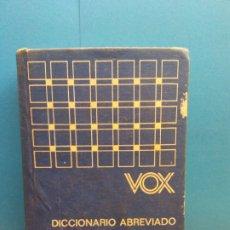 Libri di seconda mano: DICCIONARIO ABREVIADO FRANCÉS-ESPAÑOL. ESPAÑOL-FRANCÉS. EDITORIAL BIBLOGRAF S.A. Lote 175594750