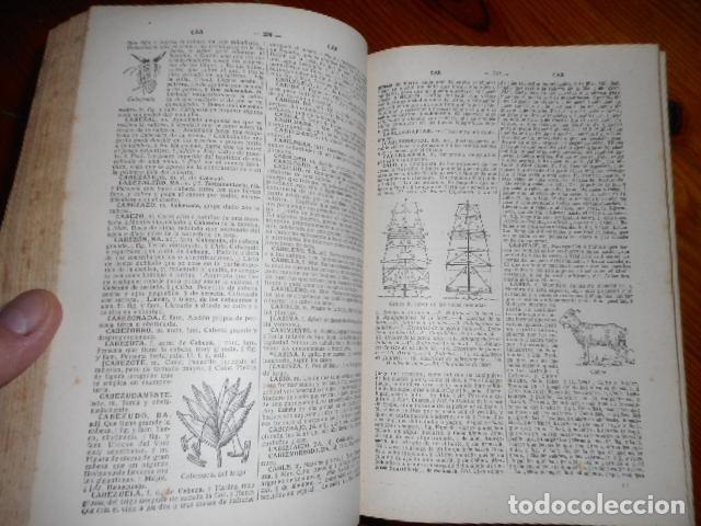 Diccionarios de segunda mano: Diccionario Manual e ilustrado de la Lengua Española.Real Academia.Espasa-Calpe.2ª ed.1950 - Foto 4 - 39304985
