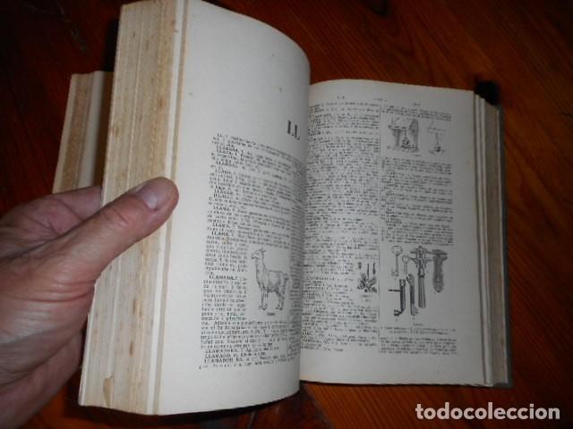 Diccionarios de segunda mano: Diccionario Manual e ilustrado de la Lengua Española.Real Academia.Espasa-Calpe.2ª ed.1950 - Foto 6 - 39304985
