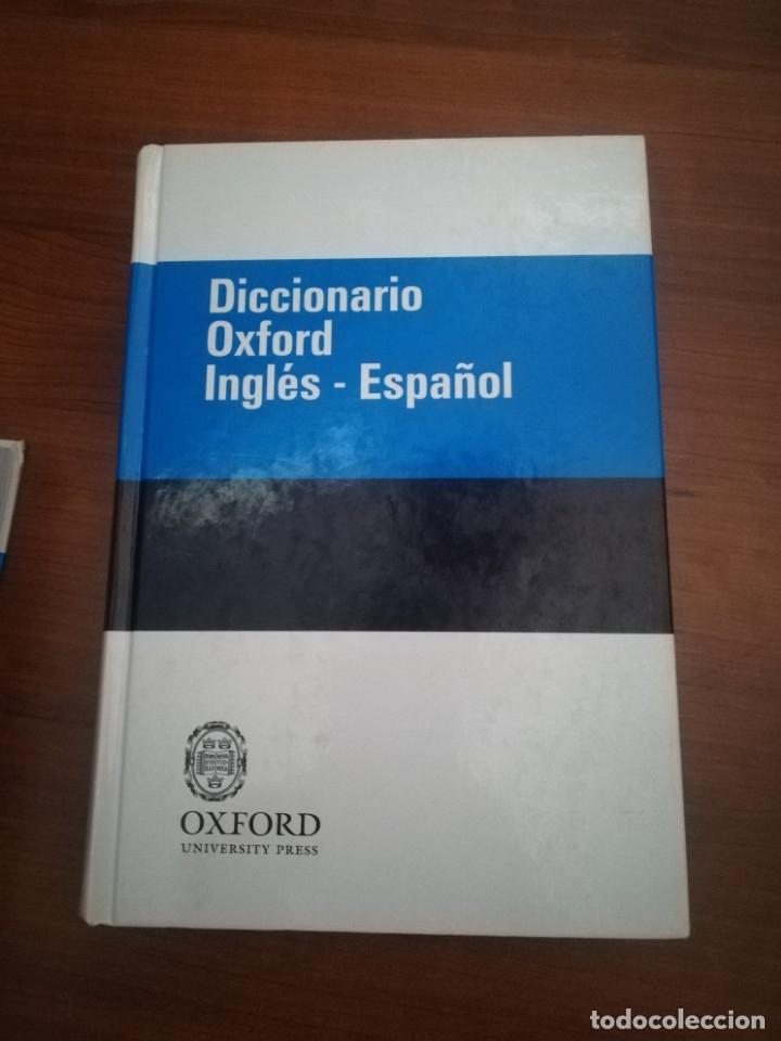 Diccionarios de segunda mano: Diccionario Oxford Inglés-Español/ Español-Inglés. 2 volúmenes. - Foto 2 - 175918255