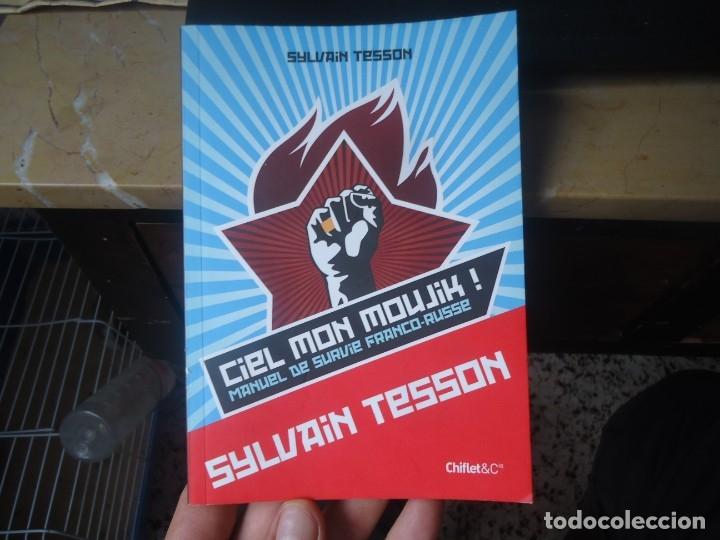 CIEL MON MOUJIK! MANUAL DE SURVIE FRANCO - RUSO DE SYLVAIN TESSON AÑO 2011 (Libros de Segunda Mano - Diccionarios)